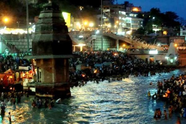 HARIDWAR GANGA DARSHAN AND BEAUTIFUL MASSOORI