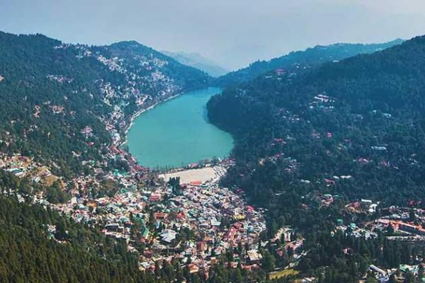 Nainital at Glance Tour Package