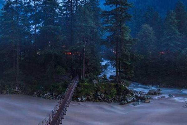 Honeymoon in Nature : Shimla and Manali with Kasol Tour