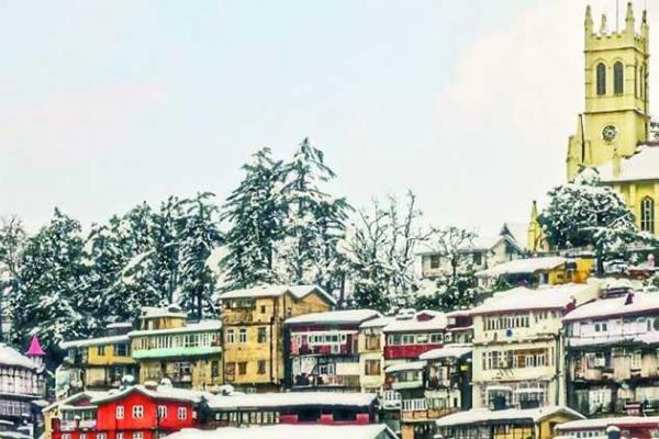 Shimla Manali with City Beautiful (CHD)